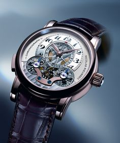 Montblanc Star Nicolas Rieussec Chronograph Open Date watch