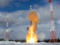 Satan 2′ nuclear missile again test launched by Russia, as Putin brags of 'invulnerable' arsenal