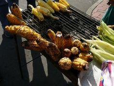 Colombian Cuisine, Colombian Coffee, Corn Cob, Colombia Travel, Exotic Fruit, Spaces, Dishes, Facebook, Cooking