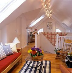 Is Your Attic Worth Remodeling?  A great list of practicalities and ays to reduce cost