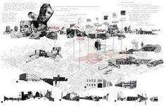 oliver.pershav-1-Psychogeographical-Map-of-Artifacts.JPG 1,500×964 pixels