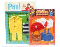 Pedigree Sindy's Boyfriend Paul Ship Ahoy Outfit, Mint | Vectis Toy Auctions