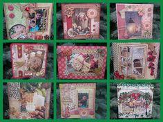Christmas cards - my  handmade