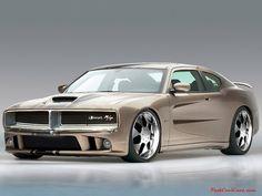 Dodge Charger RT Hemi Concept.