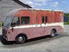 Bedford J2 library lorry/van    My lovely truck