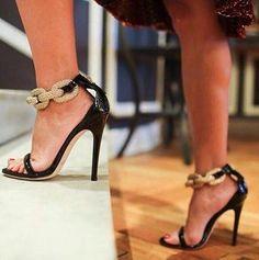 Gorgeous high heel sandals