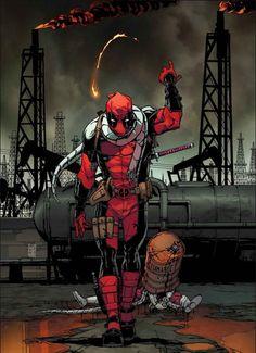 Deadpool... #Marvel #AgentsofSHIELD #Comics #Pop #discovery #history #marvelcomics #spiderman #xmen #daredevil #ironman #hulk #thor #jessicajones #marvelstudios #netflix #UCM #TheDefenders #disney #agentcarter #doctorstrange
