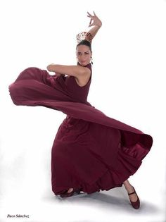 Flamenco dancer. Photo: Paco Sanchez