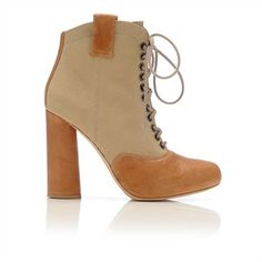 Maudie Lace-Up Bootie