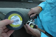 Braid or fluorocarbon fishing line which one do you fish with? Photo copyright Brad Wiegmann Outdoors.