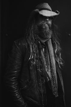 Rob Zombie - I like these hats on Rob!