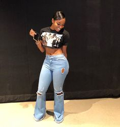 Cute Swag Outfits, Classy Outfits, Trendy Outfits, Fashion Outfits, Womens Fashion, Fashion Trends, Night Outfits, Summer Outfits, Black Girl Fashion