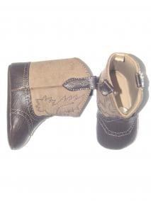 Western Baby Cowboy Boots -Melissa