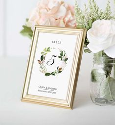 Floral Table Number Card Template, Boho Wedding Table Number Card Template, Floral & Greenery, Printable Table Card Printable SWTC110 #tablenumbercard #seatingtable #printabletablecard #weddingtablecard  #tablecardtemplate #weddingreception #tablenumbertemplat #seatingplan #tabledecor #floraltablenumber #greenerytablecards #bohotablenumber #greenerywedding #rustictablecards #modernwedding  #wedding #weddingdecorations #weddingplanning #weddinginspiration#floralwedding #seatingcharttemplate Card Table Wedding, Wedding Menu Cards, Wedding Table Numbers, Wedding Seating, Green Wedding, Boho Wedding, Corporative Events, Find Your Seat Sign, Seating Chart Wedding Template