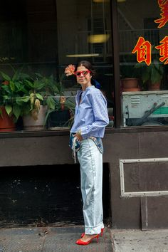 Leandra cooked up 5 summer outfit ideas inspired by laid-back lifestyles so you can look chill (even if you're not).