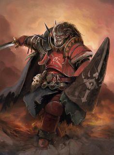 Fantasy Races, Fantasy Rpg, Dark Fantasy, D D Characters, Fantasy Characters, Fictional Characters, Character Concept, Character Art, Character Design