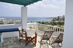 Paros Island, Outdoor Furniture Sets, Outdoor Decor, Shades Of White, Greece, Patio, Traditional, Architecture, Building