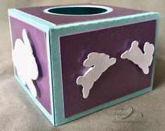 Tulip Easter Egg Holder / Easter Egg Holder Bunny Style-15 minute wonder!