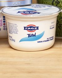 I use Fage Total Greek yogurt in so many of my recipes.