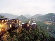 Photos: Best New Hotels in the World: Hot List 2012 : Hot List : Condé Nast Traveler. (2.5 hrs from Shanghai).