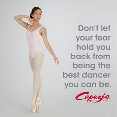 #fear #dance #inspiration by #Capezio ♥ Wonderful! www.thewonderfulworldofdance.com #ballet #dance