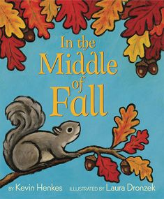 In the Middle of Fall | Kevin Henkes