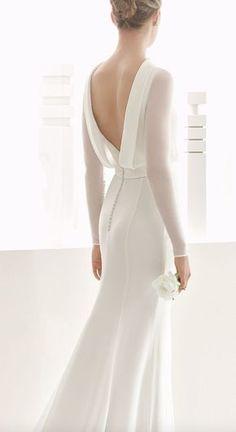 #WeddingDress #RosaClara