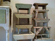 primitive stool collection