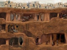 Secrets of underground cities in the world. Under the ground of humanity were buried long ago. To protect themselves, to hide their secrets, to prepare for the inevitable. Examples include dugouts, underground tunnels, catacombs, bunkers and even entire cities.