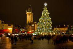 Prague at Christmas. Dagmar Veselkové