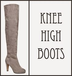 I love boots! I am constantly shopping online for new ones. My most recent boot obsession is. Aldo Shoes, Knee High Boots, Heeled Boots, Fashion Accessories, Heels, Shopping, High Heeled Boots, High Heel Boots, Shoes High Heels