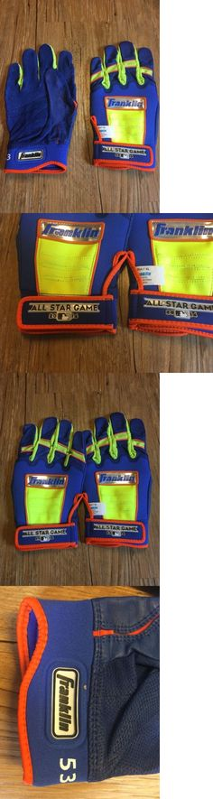 Bats 60596: Melky Cabrera 2014 All Star Blue Jays Franklin Issued Batting Gloves Mlb -> BUY IT NOW ONLY: $49 on eBay!