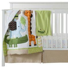 Max's crib bedding!