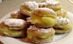 Θα σας ανοίξει την όρεξη: Νηστίσιμα ντονατσάκια με κρέμα πορτοκαλιού!  #Γλυκά