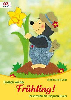 Endlich wieder Frühling! Fensterbilder für Frühjahr & Ostern