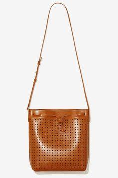 Kelsi Dagger Wythe Leather Bag