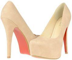 únicos zapatos rojos