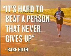 Truth #nevergiveup