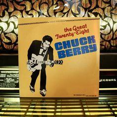 Chuck Berry - The Great Twenty-Eight: Rare Vinyl Records - Rare Music On Vinyl - Vintage Vinyl LP's by VinylLoversUnite on Etsy