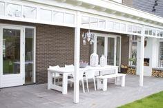 Prachtige veranda! Leuk idee Door Nicole1