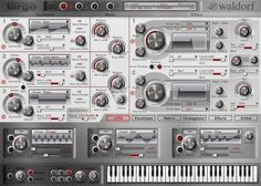 Waldorf Largo v1.7.0 WiN MAC R2R | 2017.02.14 | WiN: 14 MB | MAC: 105 MB AU VST VSTi VST3 AAX x86 x64 Many producers and synthesizer enthusiasts asked fo