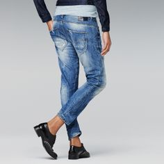 G-Star RAW - Arc 3d Kate Tapered