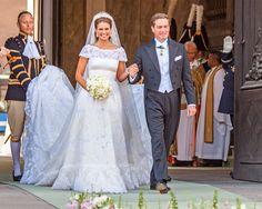 Hochzeit Prinzessin Madeleine von Schweden & Chris