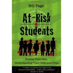 At-Risk Student Credo: What at-risk students would tell us, if they could. Important to share with all educators!