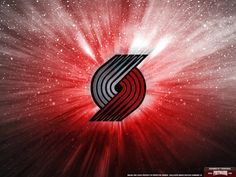 The best way to show everyone that you rep the Portland Trailblazers is with a team logo wallpaper on your computer and phone. Basketball Tattoos, Nba League, Nba Wallpapers, Nba Draft, Portland Trailblazers, Trail Blazers, Sports Memes, City, Oregon