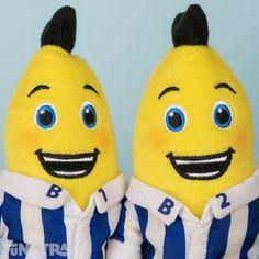 and Bananas in Pajamas toys Banana In Pyjamas, Pajamas, Tweety, Pikachu, Photo Galleries, Toys, Gallery, Fun, Gifts