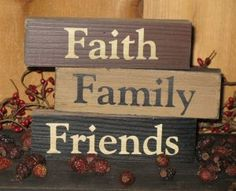 Country Style Quilts and Home Accessories Lighting Rugs Country Decor Primitive Wood Signs, Country Primitive, Country Decor, Country Style, Country Kitchen, Friends Family, Home Accessories, Outdoors, Faith