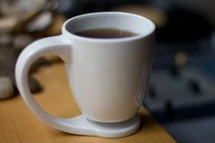 Awesome design! (The Floating mug by Tigere Chiriga — Kickstarter)
