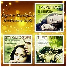 """Sogni  di Marzapane: ANTEPRIMA RECENSIONE TRIPLA """"SERIE WAIT FOR YOU"""""""