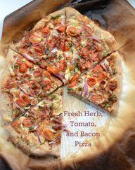 Herbed Tomato Bacon